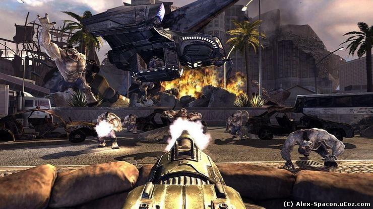 Duke Nukem Forever (2011/ENG/Demo) Сайт Рыжакова О.И. (Рыжаков Олег Иванович - Alex Spacon) г. Советск Кировской обл.
