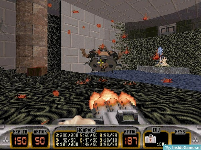 Duke Nukem 3D (сайт Рыжакова О.И. (Рыжаков Олег Иванович - «Alex Spacon») г. Советск Кировской области
