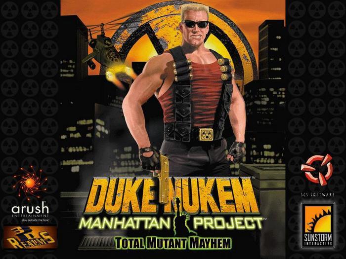 Duke Nukem: Manhattan Project (сайт Рыжакова О.И. (Рыжаков Олег Иванович - «Alex Spacon») г. Советск Кировской области