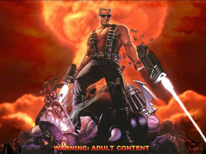 Duke Nukem 3D Duke Nukem Forever (Сайт Рыжакова Олега Ивановича)