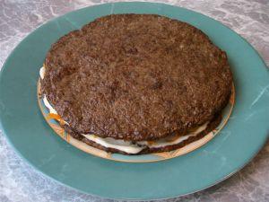Торт из печени (Сайт Рыжакова Олега Ивановича)