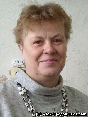 Мочалова Галина Семёновна