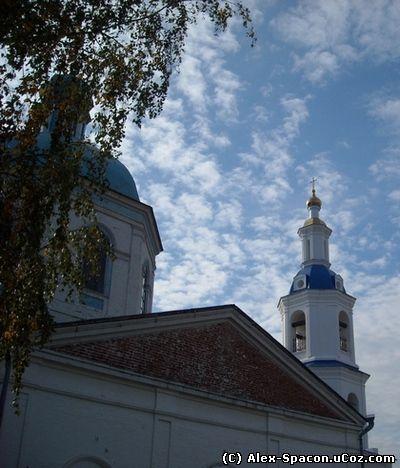 Успенская церковь в Советске Кировской области